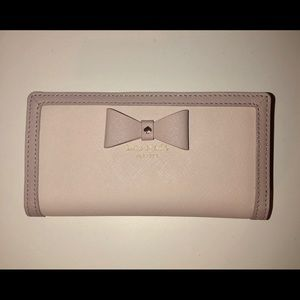 KATE SPADE WALLET WITH BOW